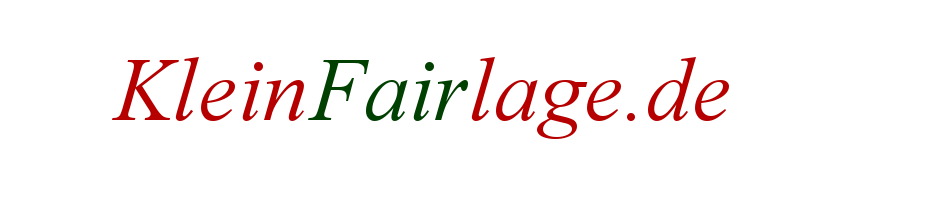 Fairlage