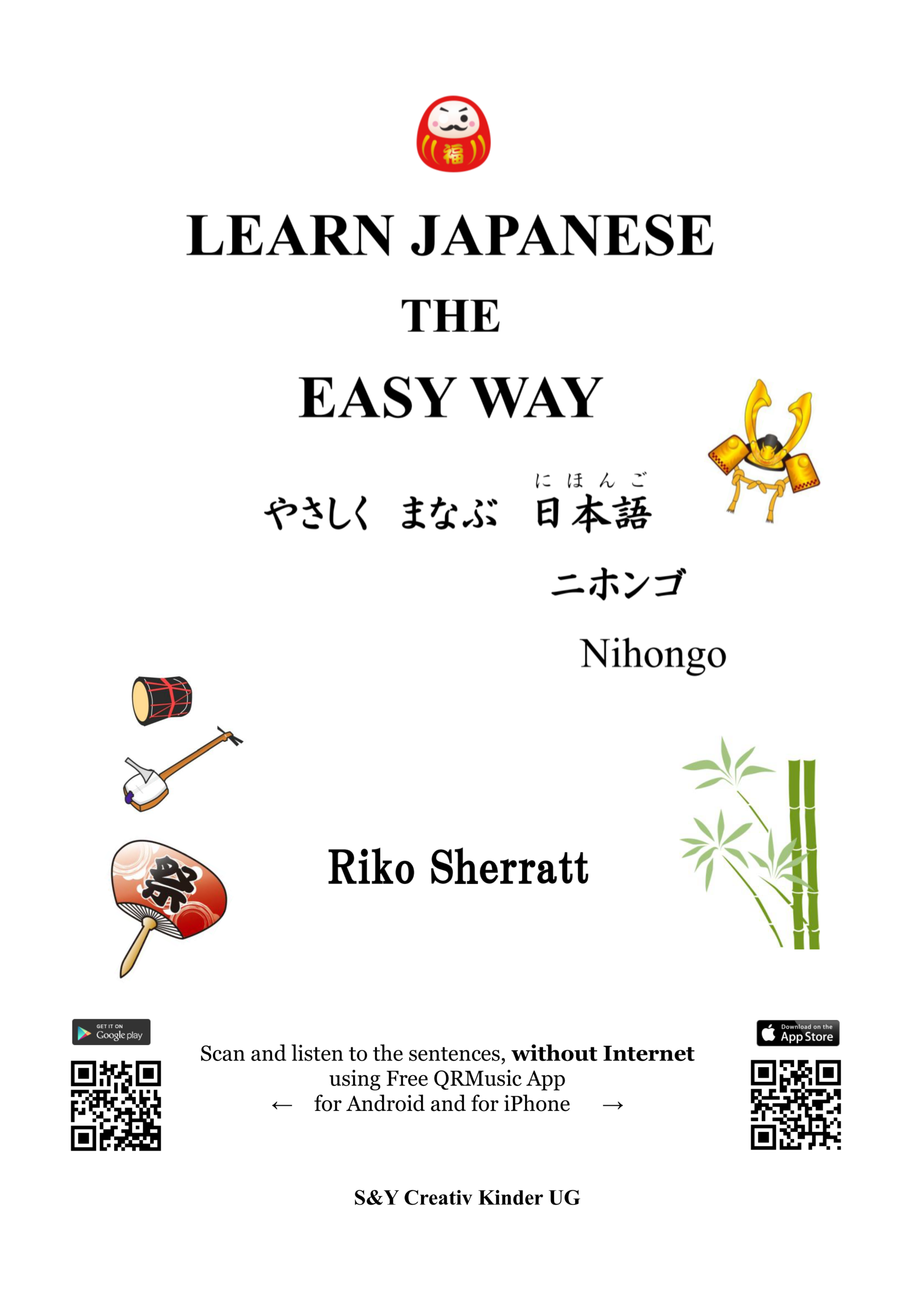 Cover Learn Japanese the Easy Way